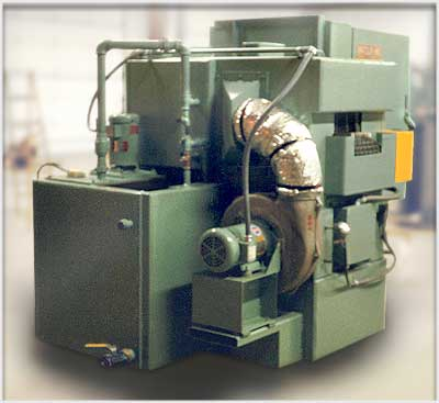 Flatwire Conveyor Cell Washer